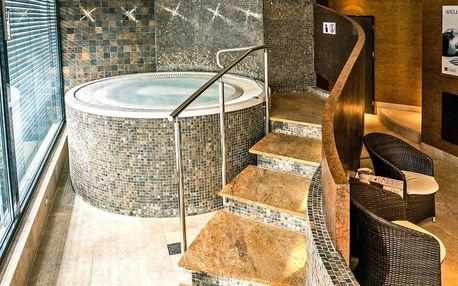 4* pobyt ve wellness hotelu v podhůří Fatry
