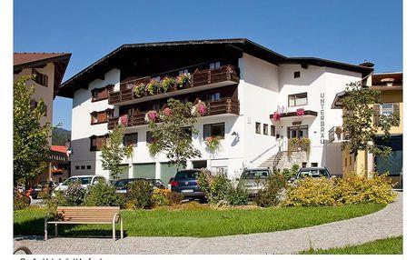 Penzion Unterbräu v Hopfgartenu