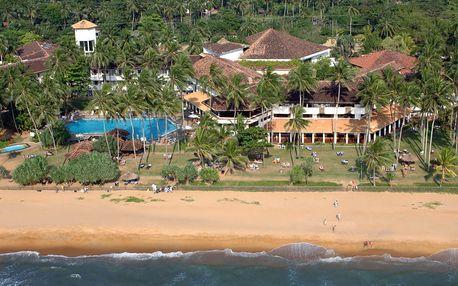 Tangerine Beach Hotel - Srí Lanka (Cejlon), Kalutara