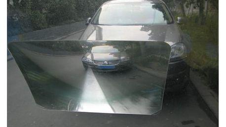 Fresnelova čočka do auta - usnadněte si parkování!