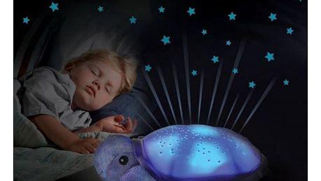 Želví projektor noční oblohy
