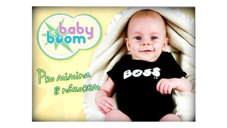 Vtipné body pro vaše miminko!
