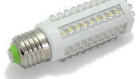 Praktická úsporná žárovka LED 66 se závitem E27