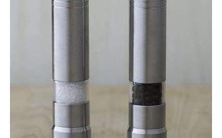 Mini mechanický mlýnek na sůl nebo pepř!