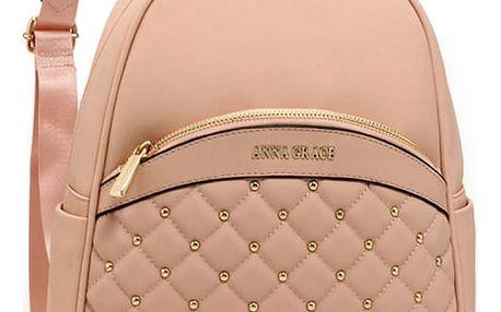 Dámský růžový batoh Sailor 590