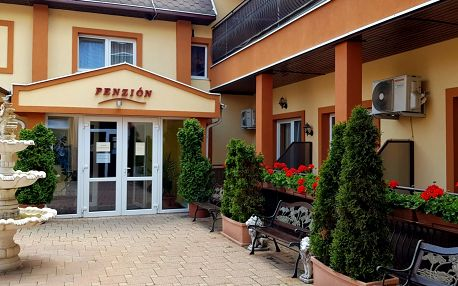 Wellness pobyt v penzionu Viktória na Slovensku platný až do 30.6.2019