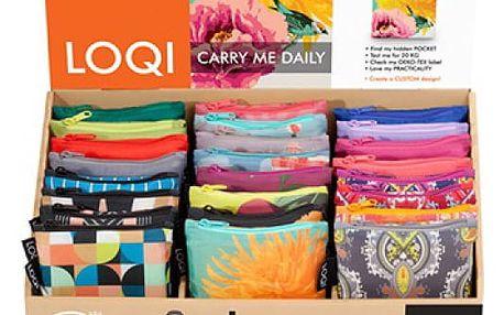 LOQI - ekologické nákupní tašky
