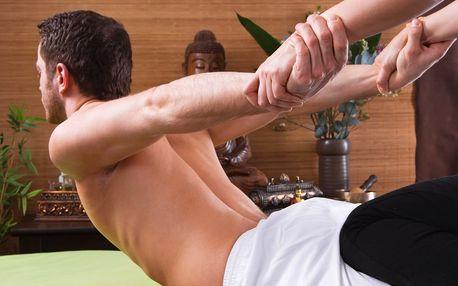 Tradiční thajská masáž Nuad Phaen Boran