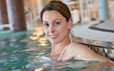 Celodenné kúpanie v termálnych kúpeľoch Győr so vstupenkou v cene