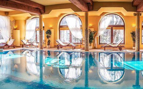 Wellness pobyt v Grand Hotel Stamary **** v polském Zakopaném