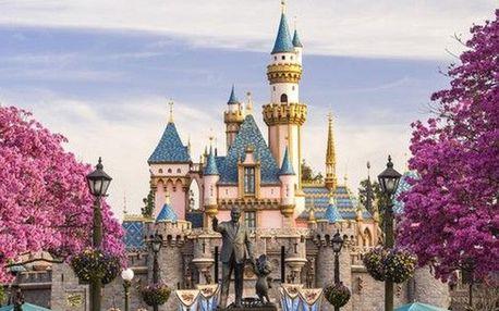3denní zájezd do Paříže, Disneylandu a lázní Amberg pro 1 osobu