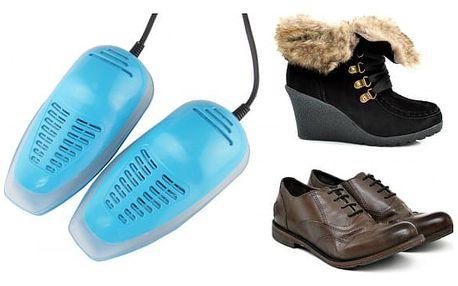 Elektrický vysoušeč do bot