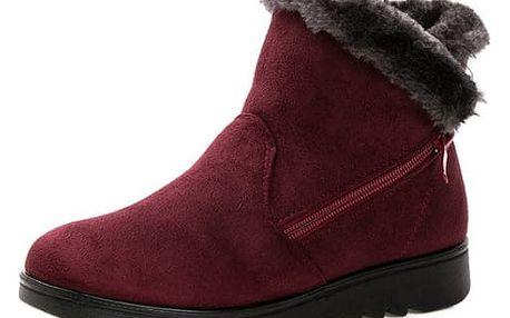 Dámské zimní boty Arnarmo - 3 barvy