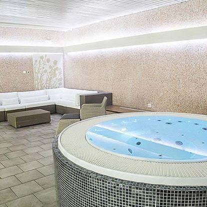 3denní wellness pobyt s polopenzí v hotelu Orlík**** ve středních Čechách pro 2