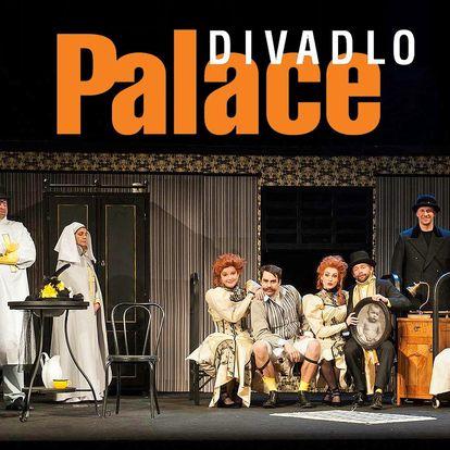 Vstupenka na vybraná představení Divadla Palace