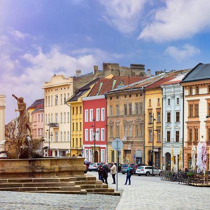 Jesenný pobyt za krásami Olomoucka a Kroměřížska v hoteli FIT ***