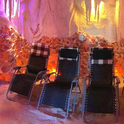 Darujte relax v solné jeskyni: vstup i permice