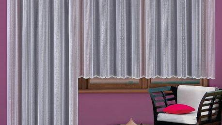 Forbyt Záclona Alba, 200 x 250 cm