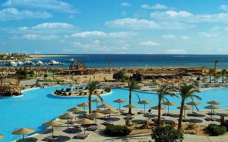 Egypt - Hurghada letecky na 7-8 dnů, all inclusive