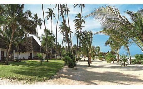 Tanzánie, Zanzibar, letecky na 12 dní polopenze