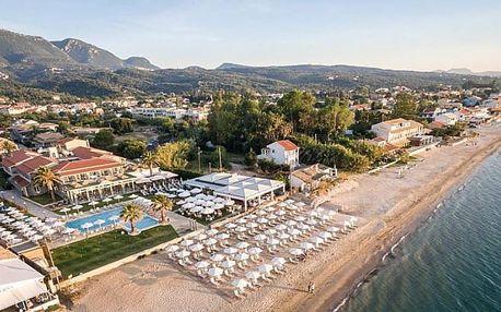 Řecko, Korfu, letecky na 8 dní polopenze