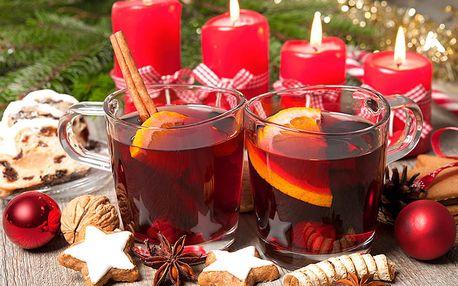 Krkonošské Vánoce jinak… s bufetovou polopenzí