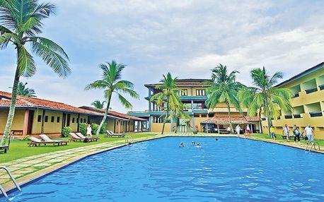 Srí Lanka, Koggala, letecky na 8 dní all inclusive