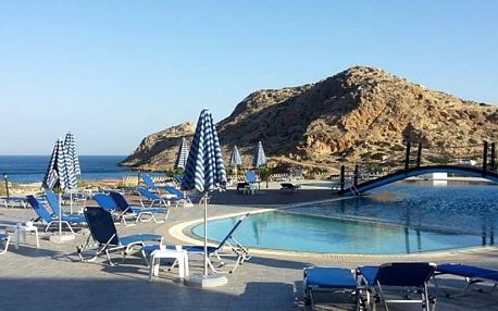Řecko, Karpathos, letecky na 8 dní bez stravy