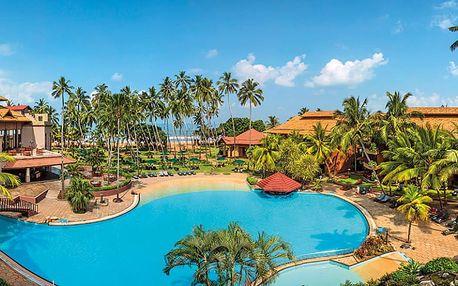 Srí Lanka, Kalutara, letecky na 8 dní all inclusive