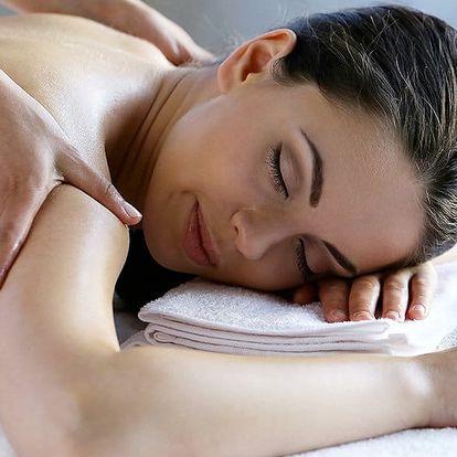 Za odpočinkem do centra Zlína: relaxační masáž