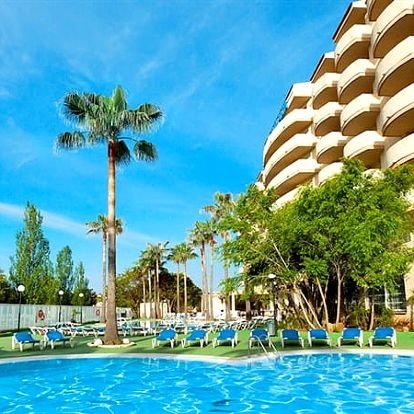 Aparthotel BLUE SEA GRAN PLAYA, Mallorca, Španělsko, letecky, all inclusive