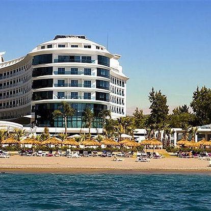 Hotel Q PREMIUM, Turecká riviéra, Turecko, letecky, ultra all inclusive