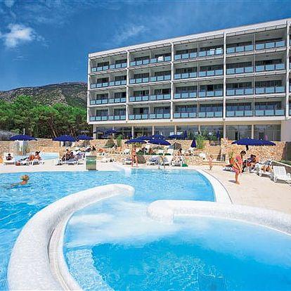 Bluesun hotel ELAPHUSA, Dalmatinské ostrovy, Chorvatsko, polopenze