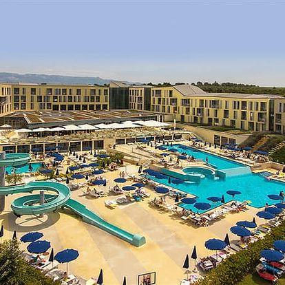 Hotel DIADORA, Dalmatská riviéra, Chorvatsko, plná penze