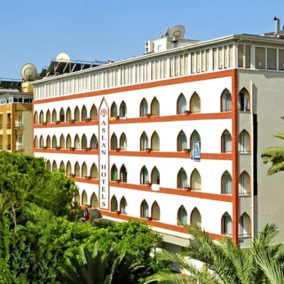 Hotel KLEOPATRA BESTE, Turecká riviéra, Turecko, letecky, all inclusive