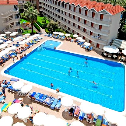 Hotel PANORAMA Alanya, Turecká riviéra, Turecko, letecky, all inclusive