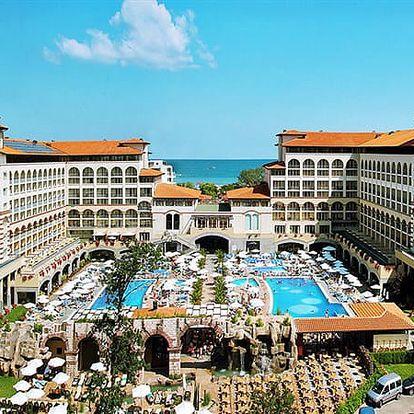 Hotel Iberostar SUNNY BEACH Resort, Burgas (oblast), Bulharsko, letecky, all inclusive