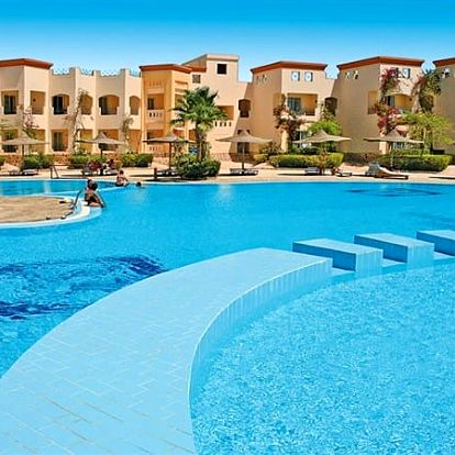 Hotel BLUE REEF RESORT, Marsa Alam (oblast), Egypt, letecky, all inclusive