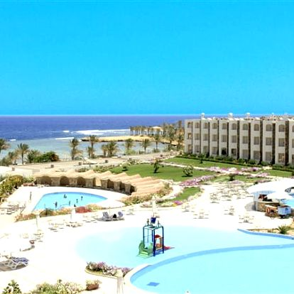 Hotel ROYAL BRAYKA BEACH RESORT, Marsa Alam (oblast), Egypt, letecky, all inclusive