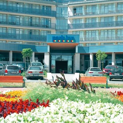 Hotel PARK INN Sárvár, Maďarsko, vlastní doprava, polopenze