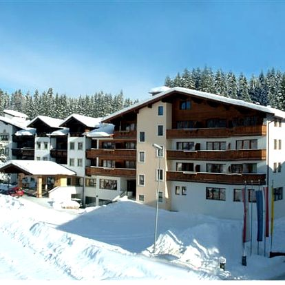Hotel LIFTHOTEL Kirchberg in Tirol, Kitzbühl /Kirchberg, Rakousko, vlastní doprava, polopenze