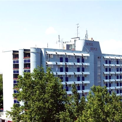 Hotel RÉPCE, Maďarsko, vlastní doprava, polopenze