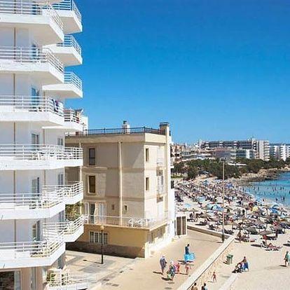 Hotel UNIVERSAL PERLA, Mallorca, Španělsko, letecky