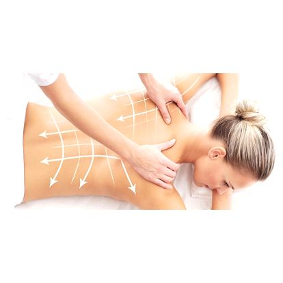 50minutová masáž pro skvostné uvolnění zad a šíje
