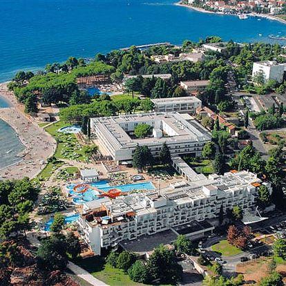Hotel CLUB FUNIMATION, Dalmatská riviéra, Chorvatsko, all inclusive