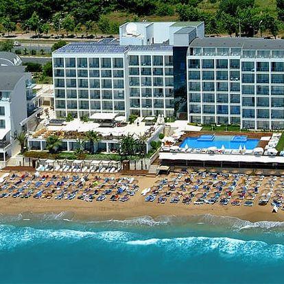 Hotel YALIHAN UNA, Turecká riviéra, Turecko, letecky, all inclusive