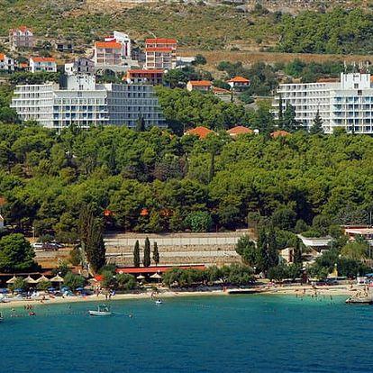 Chorvatsko na 8 dnů, all inclusive