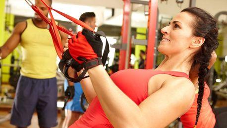 Dárkový poukaz v hodnotě 1000 Kč do Top Fitness