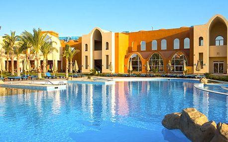 Hotel NOVOTEL MARSA ALAM, Marsa Alam (oblast), Egypt, letecky, all inclusive