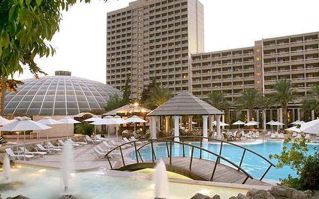 Hotel RHODOS PALACE, Rhodos, Řecko, letecky, all inclusive